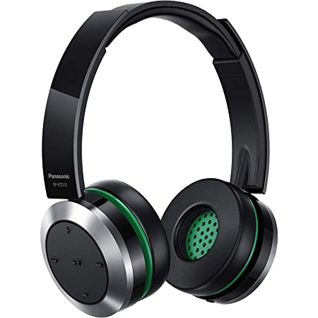 Panasonic Rp Btd10e K Bluetooth Kopfhörer Schwarz Elektronik