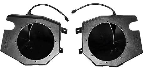 SSV Speaker Pods Front Kick Panels For 2018-2019 Polaris RZR XP Turbo Dynamix