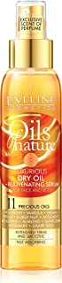 Eveline Oils Of Nature Dry Oil Rejuvenating Serum For Face And Body 125ml