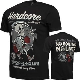 No Boxing No Life T-Shirt Men's Camiseta Hombre Fitness Workout Ejercicio Corriendo Running Ropa Basica Deportiva