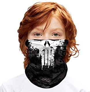 Multifunctional Headwear Bandana for Children (6-14 Years Old) - Alien