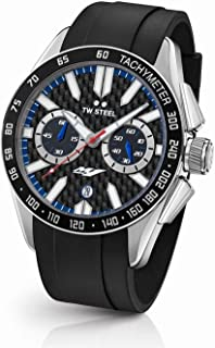 TW Steel Casual Watch, for Men, Analog, Rubber, GS1