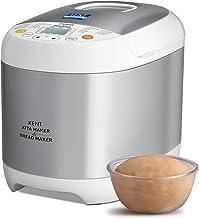 KENT Atta and Bread Maker 550-Watt (Steel Grey)