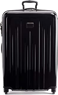 TUMI - V4 Extended Trip Expandable 4 Wheeled Packing Class - Hardside Luggage for Men and Women - Black