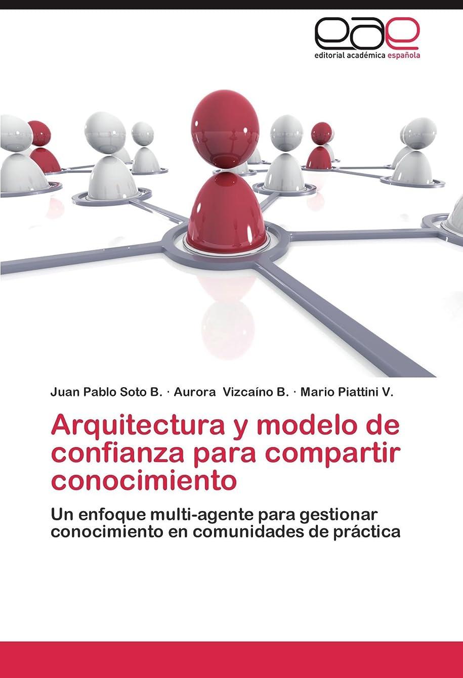 偽物毎日ピンポイントArquitectura y Modelo de Confianza Para Compartir Conocimiento