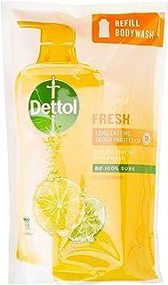 Dettol Body Wash Fresh, Refill, 900g