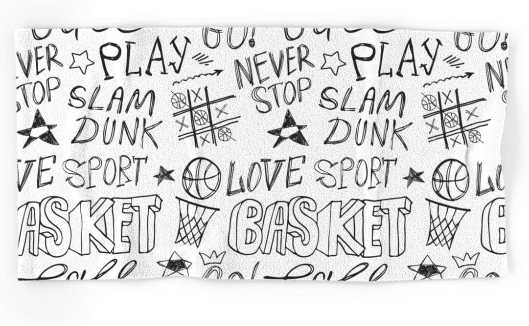 Society6 Basketball. Go by Sportartgame Sale SALE% OFF Towels on Bath and Japan's largest assortment Hand