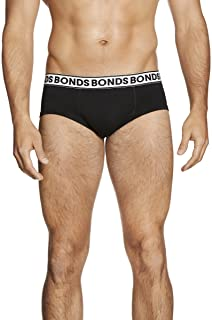 Bonds Men's Underwear Cotton Blend Fit Brief