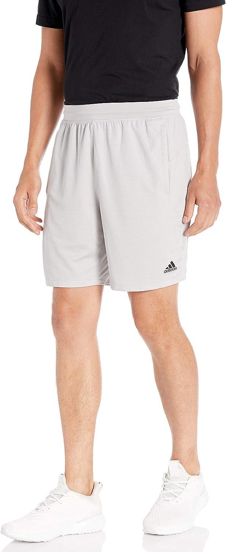 adidas Men's 4krft Sport Heather Short Attention brand Ranking TOP1 Knit