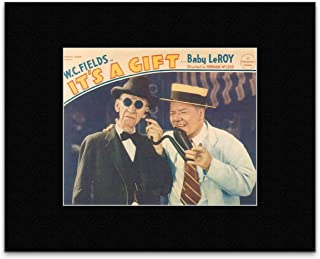 It's A Gift - W.C. Fields 2 Mini Poster - 15.2x18.6cm