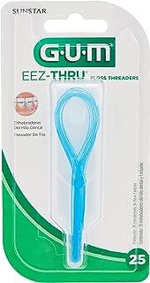خيط تنظيف الأسنان ايز ثرو من جي يو ام عدد 25