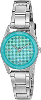 Fastrack Casual Watch for Women, Stainless Steel - 6144SM02
