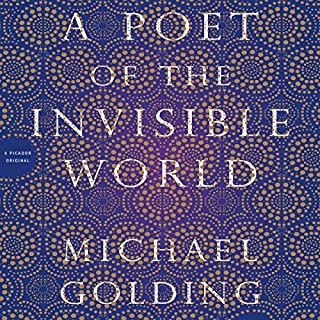 A Poet of the Invisible World audiobook cover art