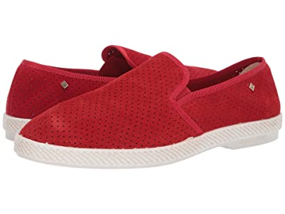 Rivieras Sultan Des Plages Slip-On (Red) Men