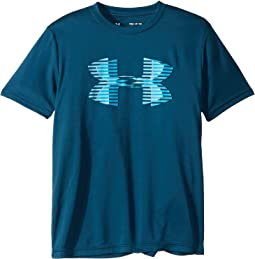 Tech Big Logo Solid Tee (Big Kids)