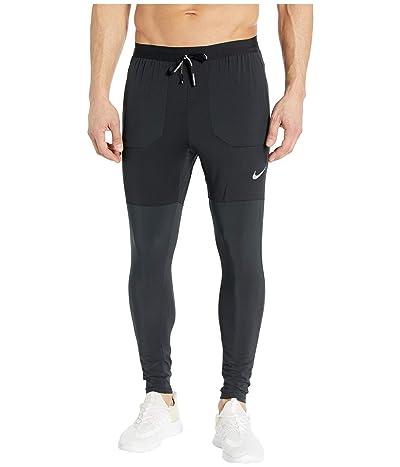 Nike Phenom Elite Hybrid Pants (Black/Reflective Silver) Men