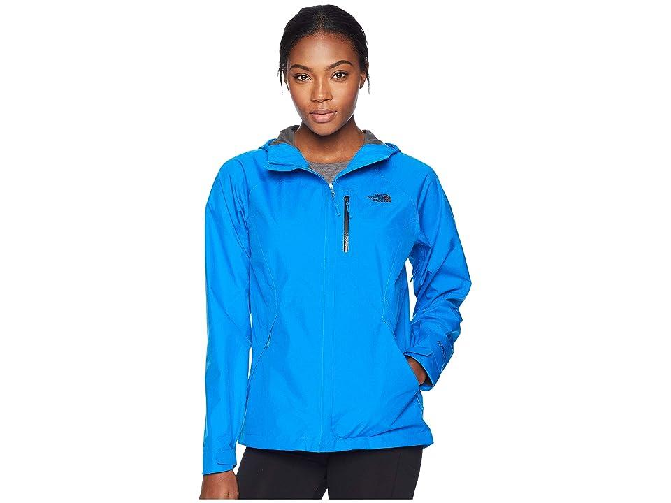The North Face Dryzzle Jacket (Bomber Blue) Women