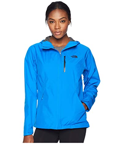 The North Face Dryzzle Jacket (Bomber Blue) Women