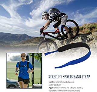 Universal Glasses Neoprene Stretchy Band Strap Sunglasses Cord Holder
