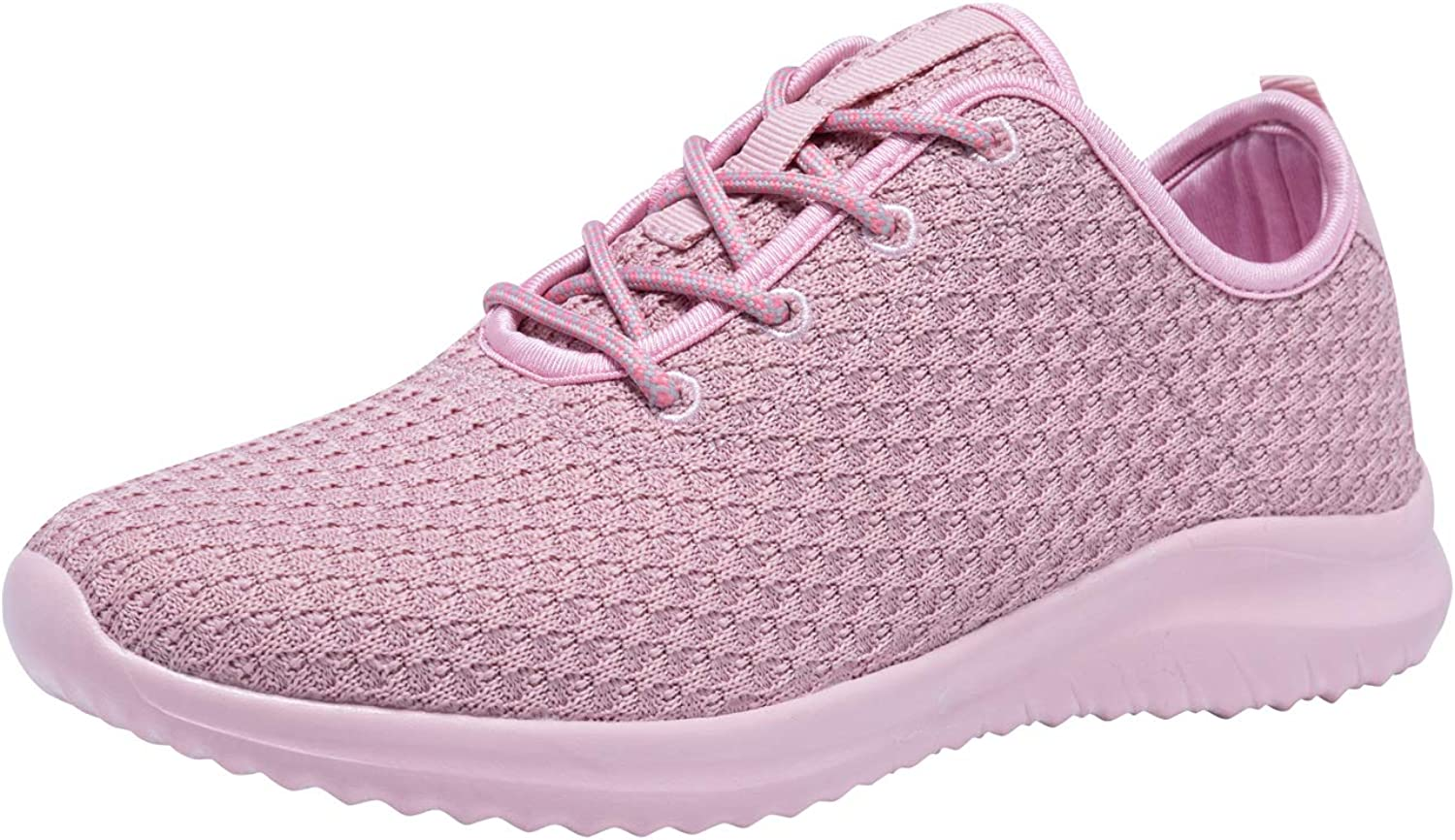 YILAN Women's Fashion Sneakers Breathable Casual Sport shoes