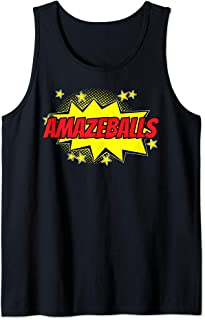 Totes Amazeballs Amazing Balls Amazeballs t shirt Tank Top