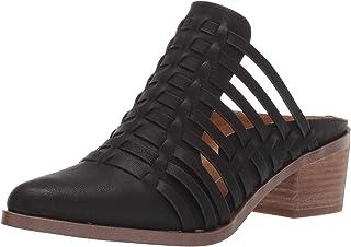 حذاء برقبة للكاحل للنساء ZORA من Report، أسود، 7. 5 M US