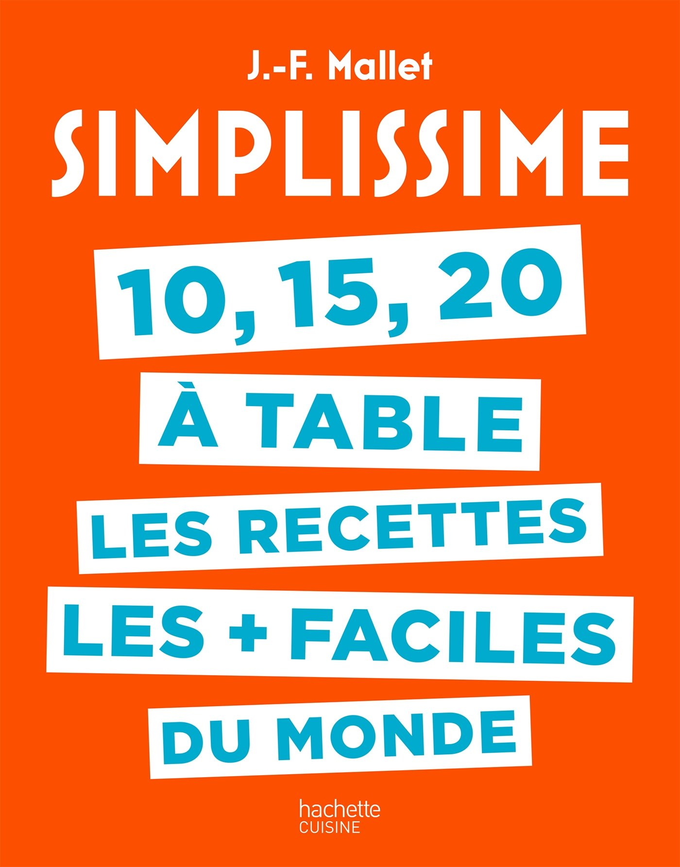 Download Simplissime 10, 15, 20 à Table 