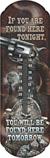 River's Edge Products Found Here Tonight Thermometer
