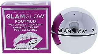 Glamglow Poutmud Wet Balm Treatment Mini Lip Care, 0.24 Ounce