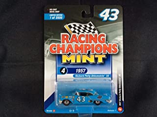 Racing Champions Mint RC007 Series 1 Ver A 1957 Richard Petty Oldsmobile 88