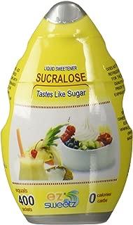 EZ-Sweetz (1.05oz - Liquid Sweetener 400 Servings/Bottle)