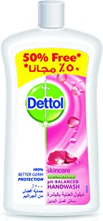 Dettol Skincare Anti-Bacterial Liquid Hand Wash 1000ml