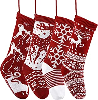 Best hand knitted xmas stockings Reviews