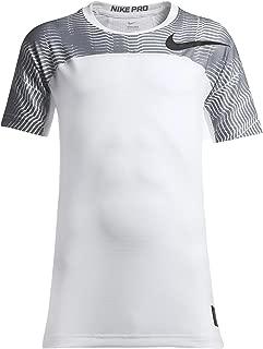 Nike Big Kids' (Boys') Pro Hypercool Short Sleeve Top