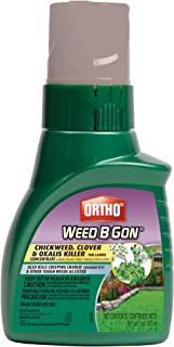 Best clover and oxalis killer for lawns Reviews