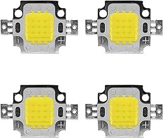 4 Chip LED da 10 W ad alta potenza per faretti/lampada/lampadina, bianco freddo