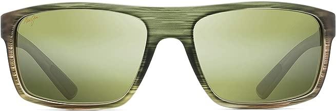 Maui Jim Sunglasses | Men's | Byron Bay 746 | Wrap Frame, Polarized Lenses, with Patented PolarizedPlus2 Lens Technology