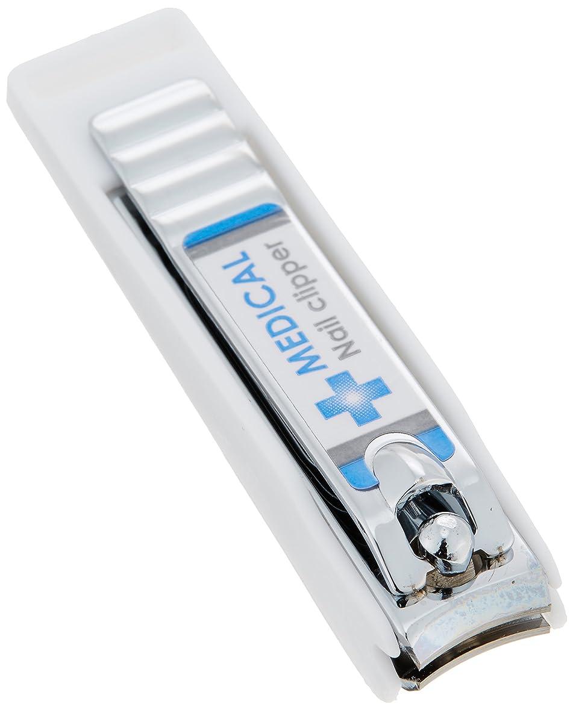 ハンディシンポジウム銀MEDICAL キャッチャーつめきり S