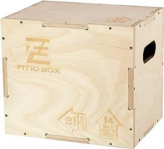 Knapol Box crossfit, övningslåda, box jump crossfit, bekväma och eleganta träningslådor, trälådor gjorda av slitstark björ...