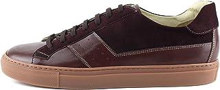 Sneaker Sportiva Uomo Artigianale Bordeaux