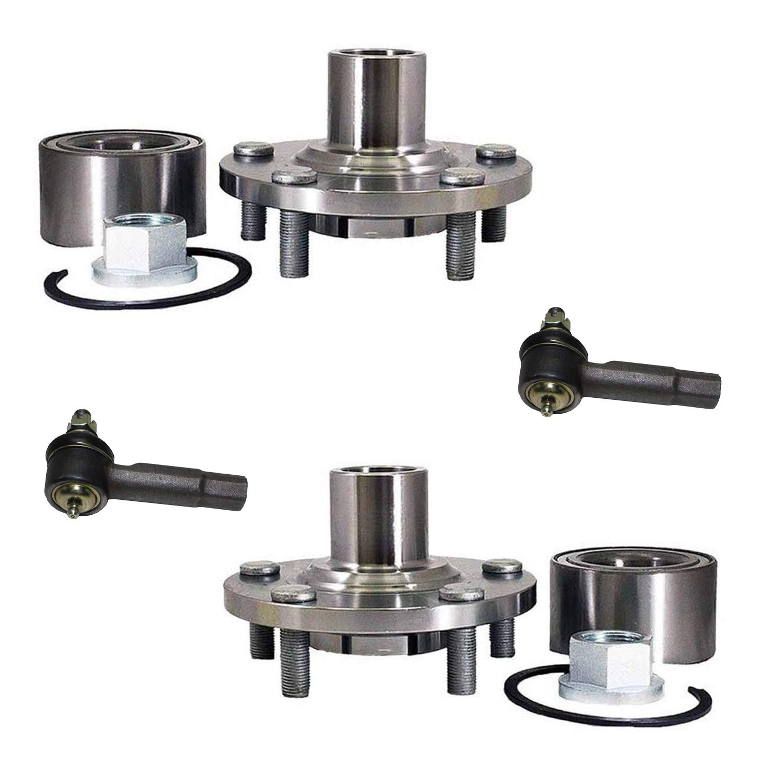 Detroit Axle - Front Wheel Sales of Challenge the lowest price of Japan SALE items from new works Hub Tie for Bearing Outer Infinit Rod