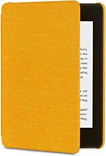 Kindle Paperwhite Water-Safe Fabric Cover (10th Generation-2018) - Yellow