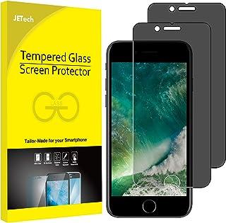 JETech Protector de Pantalla para iPhone 8 Plus y iPhone 7