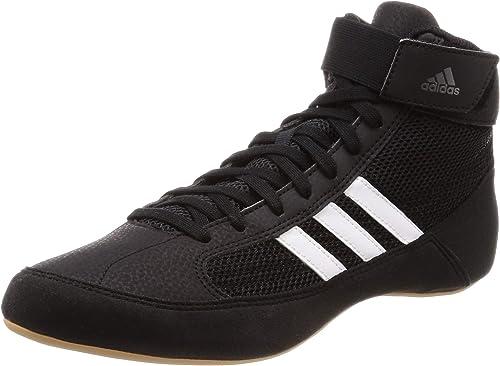 adidas Unisex-Erwachsene Aq3325 Wrestlingschuhe, Schwarz 36 EU