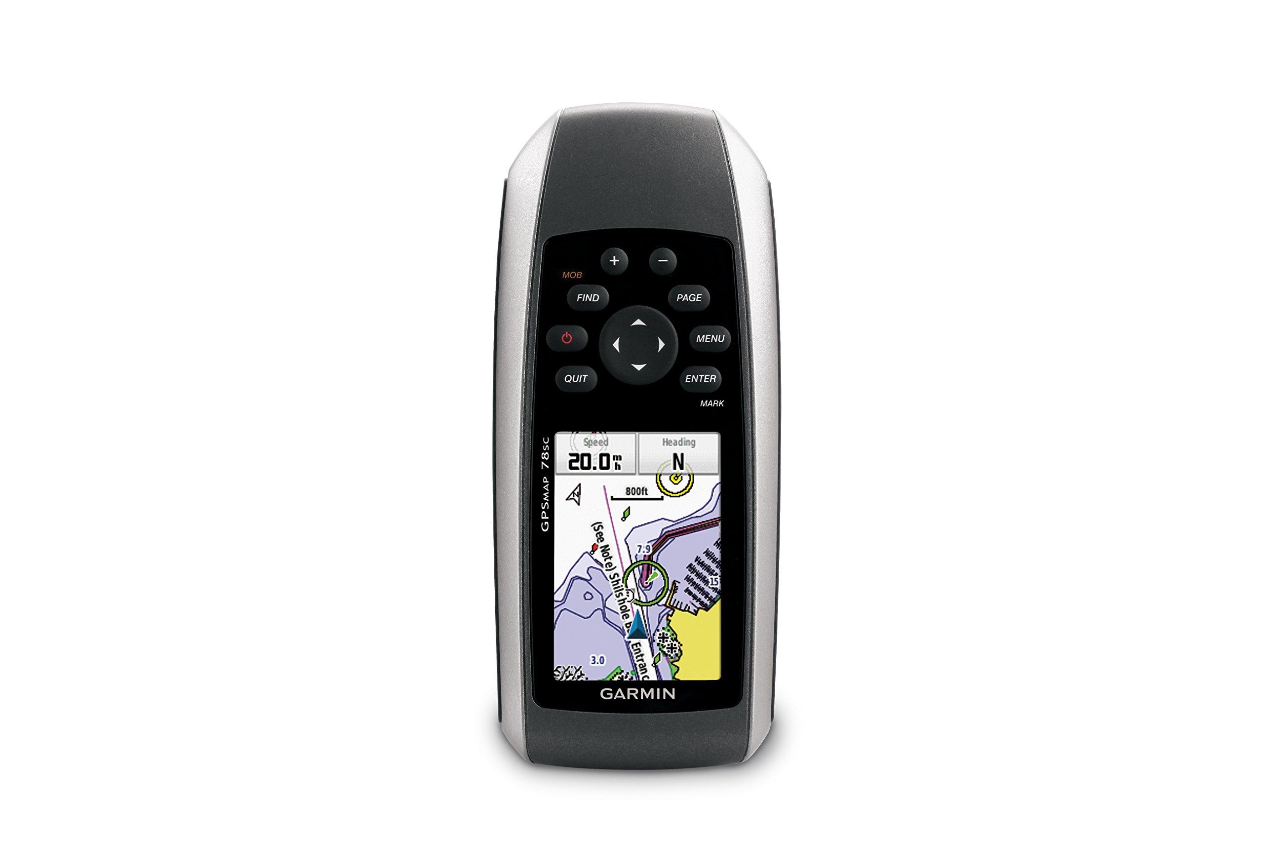 Garmin GPSMAP Waterproof Marine Chartplotter
