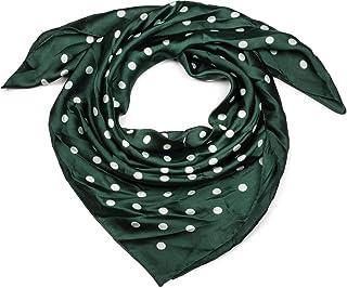 In Raso Self-Stampa Hijab QUADRATO 110cm x 110cm-in vari colori