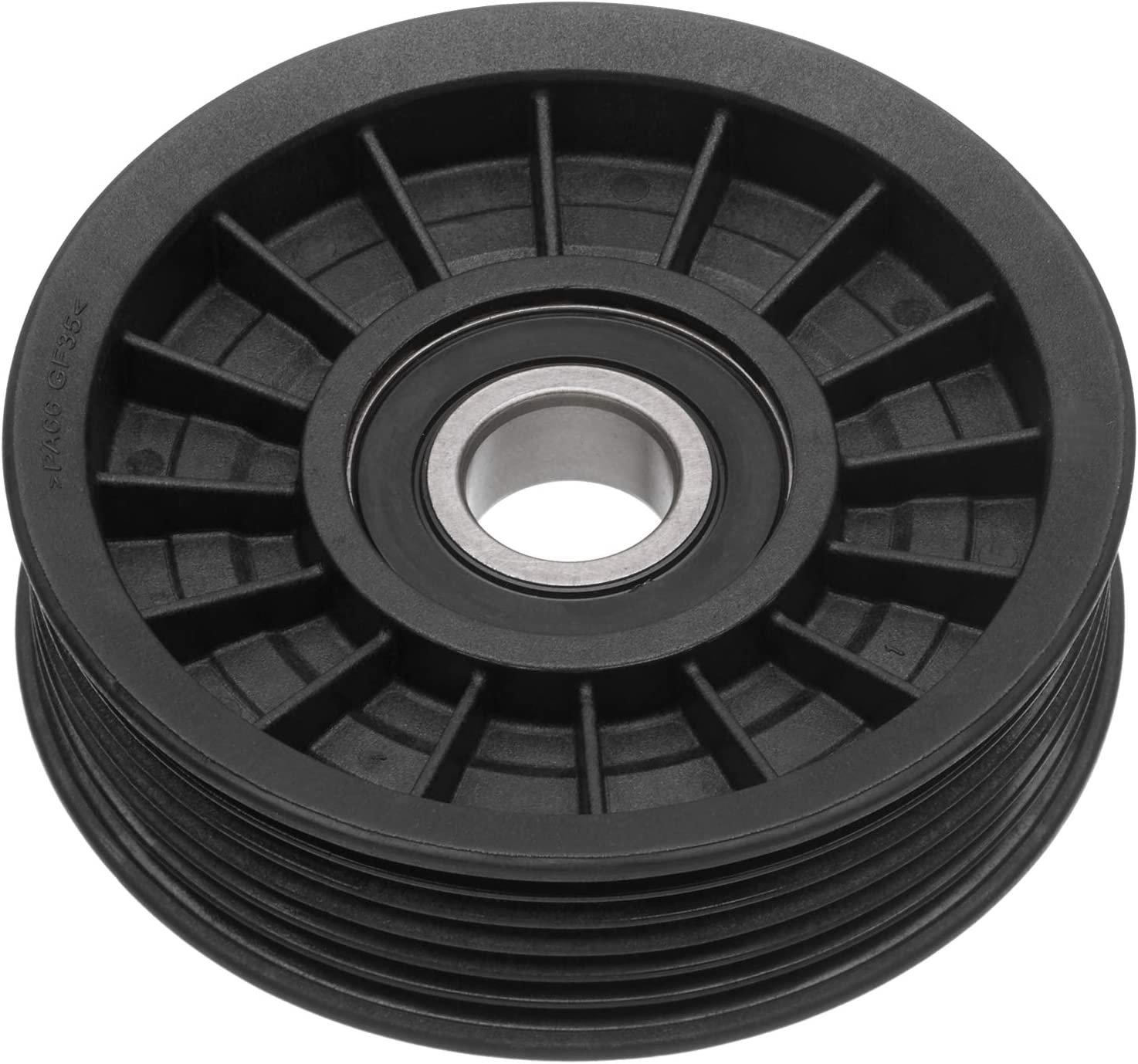 ACDelco Max 86% OFF Professional Financial sales sale 38019 Idler Pulley Flanged
