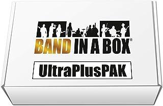 Band-in-a-Box 2016 UltraPlusPAK [Old Version, Mac USB Hard Drive]