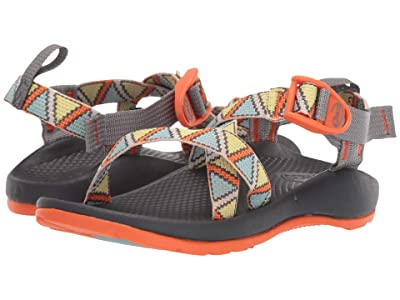 Chaco Kids Z/1 Ecotread (Toddler/Little Kid/Big Kid) (Triangle Angora) Girls Shoes