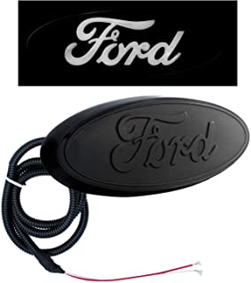 light up ford emblem